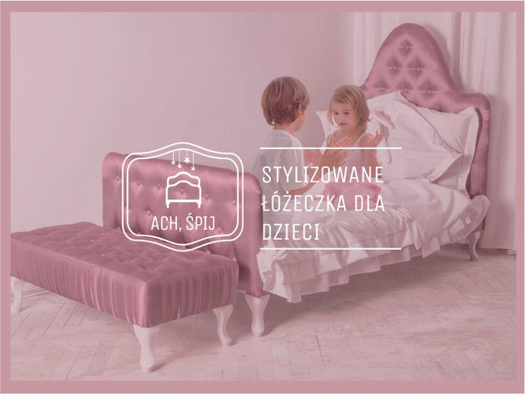 Hand made beds for children. www.achspij.pl