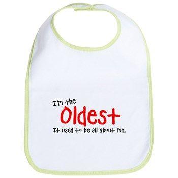 I'm the oldest Bib