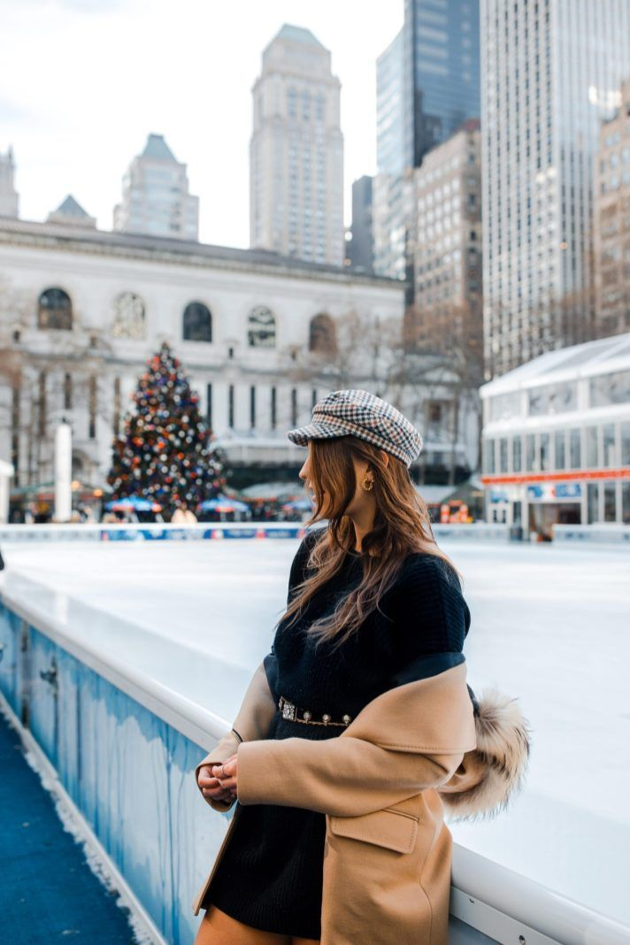 Instagrams From Christmas In Nyc 2020 The 10 Best NYC Christmas Instagram Spots in 2020 | Nyc christmas