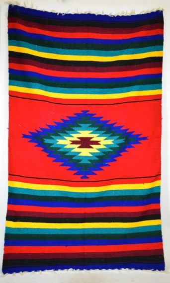 Large Mexican Rugs Home Decor