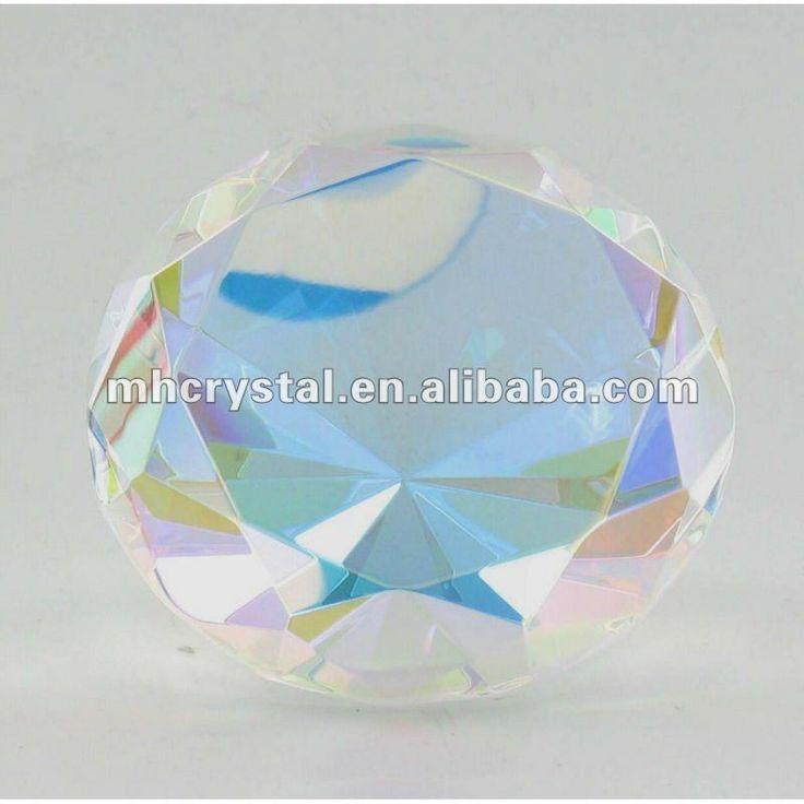 Prisma multicolor de cristal de diamante en forma de papel pesas MH-9367-imagen-Artesanía Imitación Rustica-Identificación del producto:599369927-spanish.alibaba.com