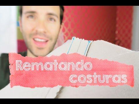 REMATAR LAS COSTURAS - APRENDER A COSER - Skarlett Costura