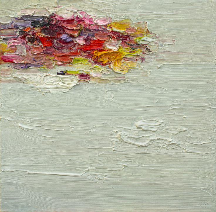 """Saatchi Online Artist: Yangyang pan; Oil, Painting """"Island #1"""""""
