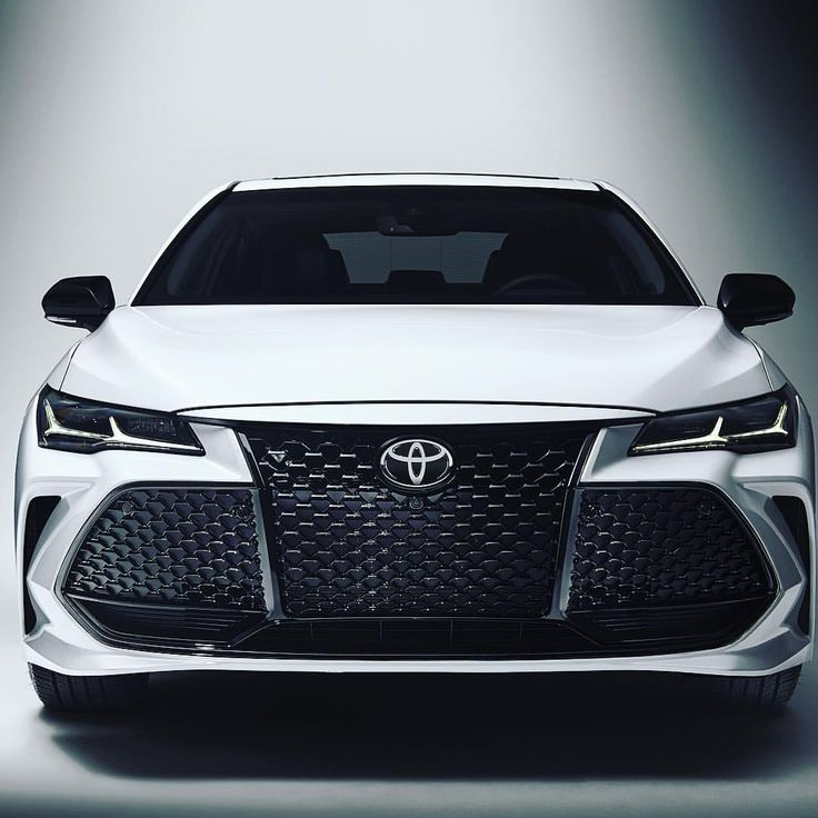 The New 2019 Toyota Avalon Is HOT! #Avalon #LetsGoPlaces