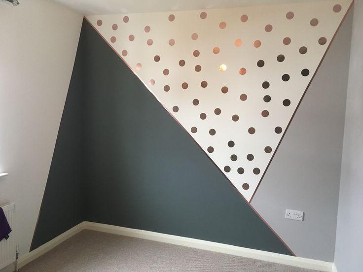 Kinderzimmer Deko Wände streichen