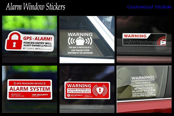 5 reasons you should get alarm window stickers window alarm stickers