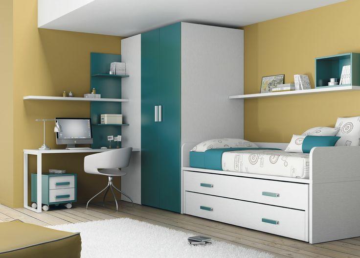 Habitaci n infantil del cat logo de mueble juvenil kids - Catalago de muebles ...