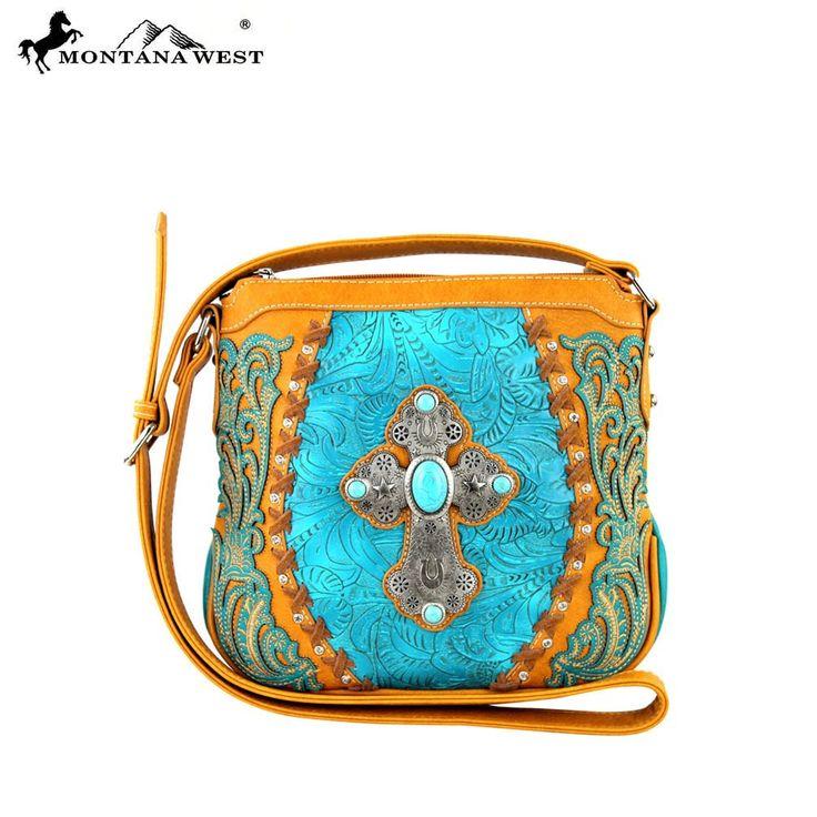 Montana West Spiritual Collection Cross Body Handbag