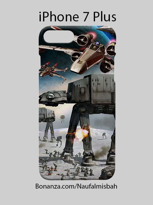 Star Wars Empire iPhone 7 PLUS Case Cover Wrap Around