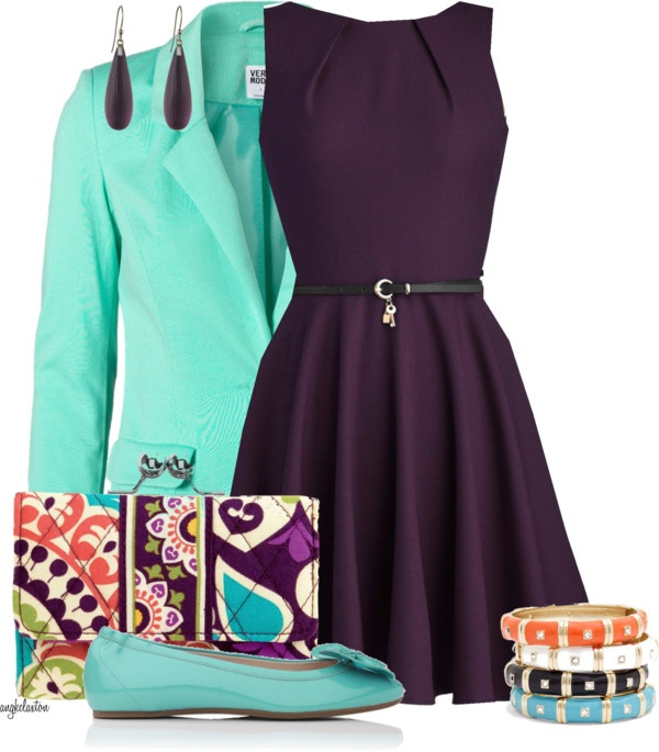 """""""Vera Bradley Bag Contest"""" by angkclaxton on Polyvore"""