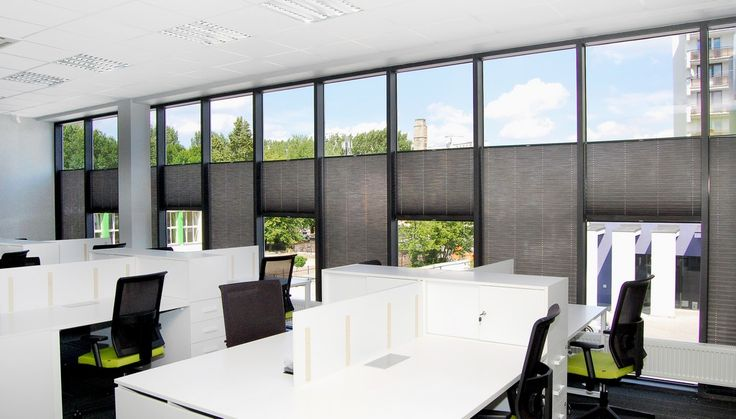 Plisy okienne / Żaluzje harmonijkowe / Rolety plisowane / Pliski na okno