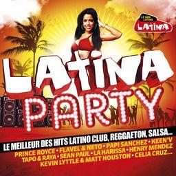 La compilation officielle de Radio Latina, avec tous les hits les plus chauds du moment avec au tracklisting : Prince Royce, Flavel & Neto, ...