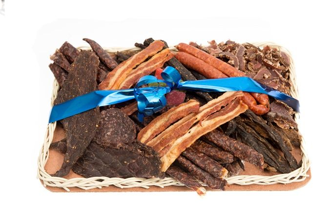 Brooklyn Biltong stocks champion biltong and droëwors. Order delicious hampers for the most special people in your life this Christmas.  Brooklyn Biltong - 071 362 1553