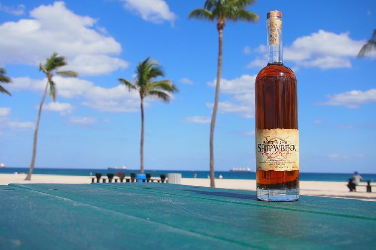 Friday Happy Hour: Spring Forward With Brinley Gold Shipwreck Spiced Rum