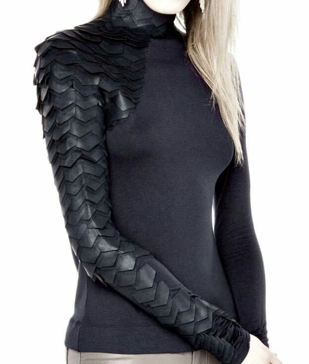 Maybe I should make something like this for under armor pieces as a cool accent