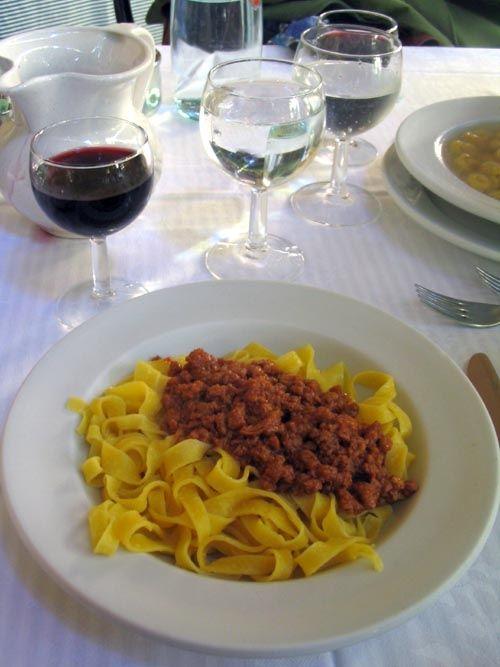 Cómo cocinar pasta con salsa boloñesa | eHow en Español