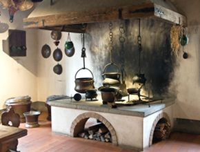 A variety of Medieval recipes, including breads, meat, fish, fowl, vegetables, and desserts.