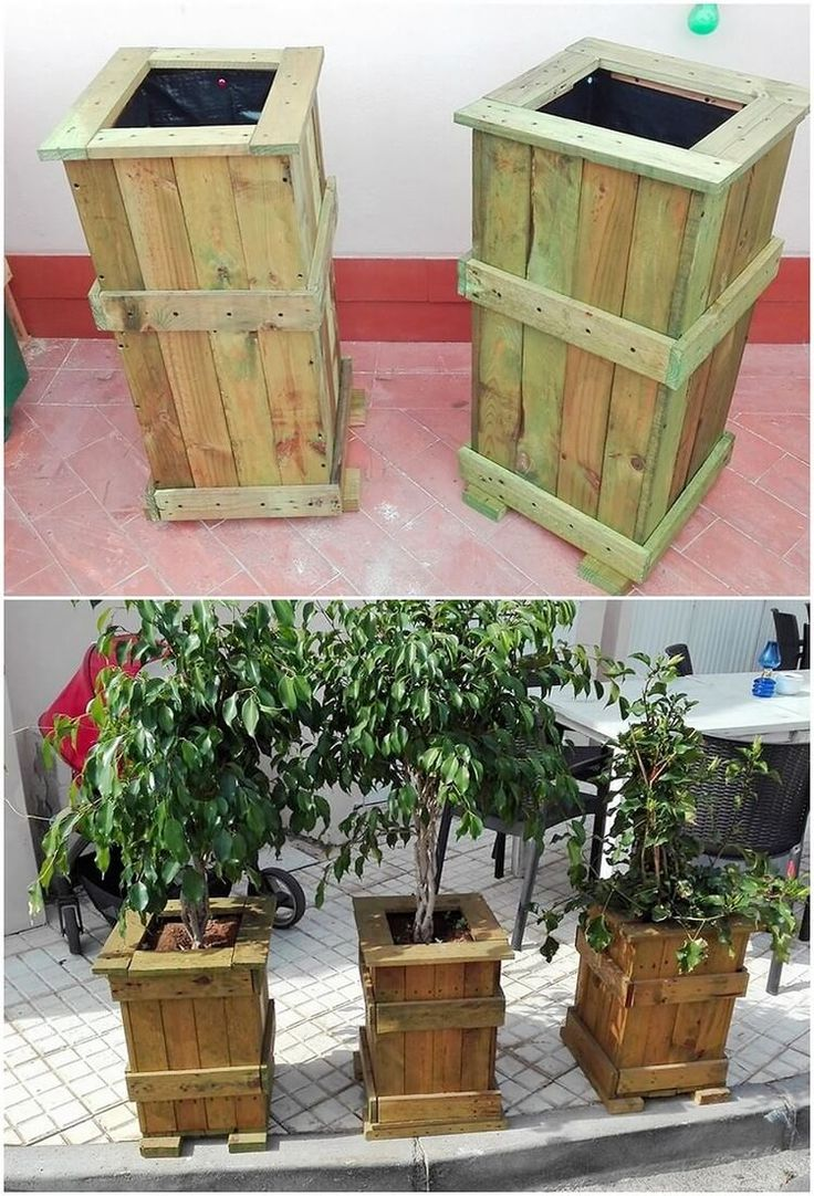 It would always be a classy option to add upon the use of the wood pallet planter boxes as into your house. You can adjust the planter boxes as over the house outdoor garden areas that will be best as in giving out the whole house with the effect of being so inspiring looking.