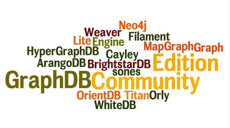 Top 15 Free Graph Databases - http://www.predictiveanalyticstoday.com/top-free-graph-databases/
