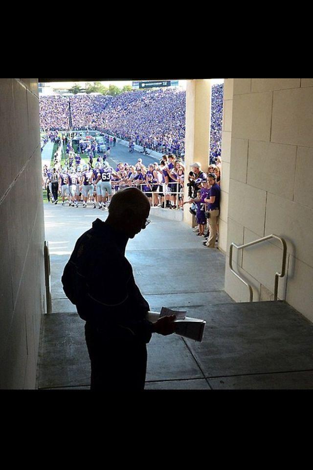 Football's best coach ever- Bill Snyder