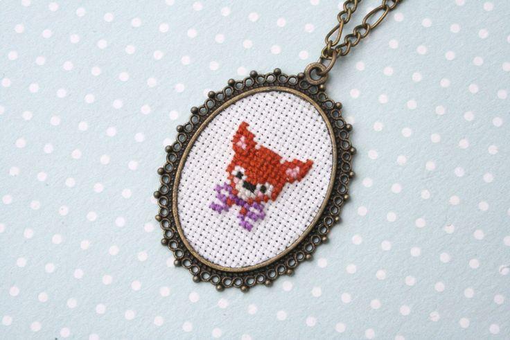 cross stitch   Tumblr on We Heart It