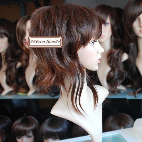 Lady Girl Women Fashion Personal Full Wig Wigs 100 Top Quality Kanekalon Hair | eBay