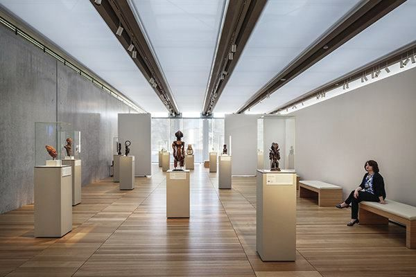 Renzo Piano Art Museum And The O Jays On Pinterest