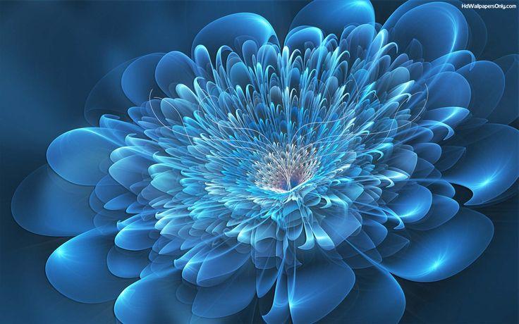 Cool Blue Wallpaper Backgrounds | Gambar Gadget