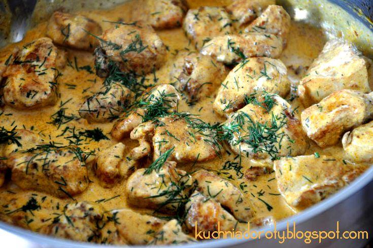 kurczak garam massala, kurczak garam masala