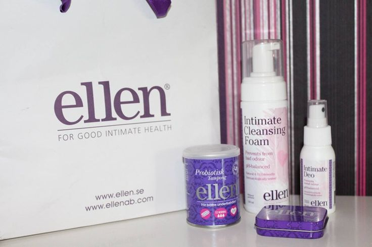Ebbolella: RECENSION: Produkterna från Ellen.se!