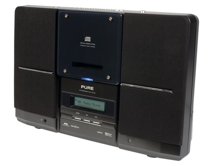 Pure DTM-300 review | Mini systems that incorporate a CD player as well as a DAB tuner, like this new model from Pure Digital, often consist of separate speakers wired messily up to a deep main unit. But Pure has produced a compact design Reviews | TechRadar