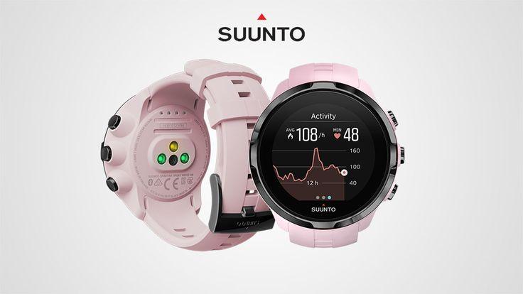 Suunto Spartan Sport Wrist, TOP značka sportovních hodinek s integrovaným měřením tepu. Takové jste ještě neviděli!