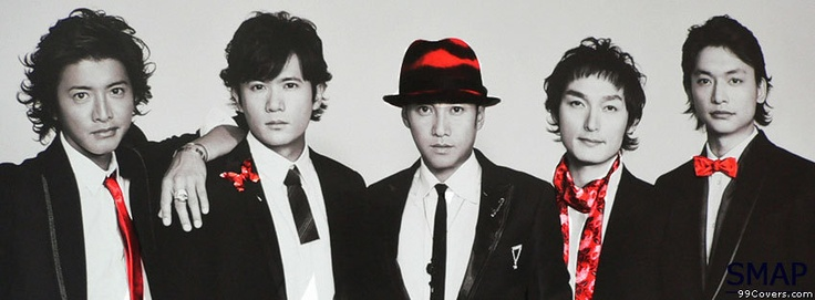 SMAP 3 Facebook Covers