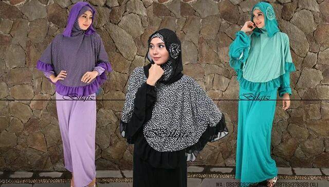 Jilbab syar'i modern