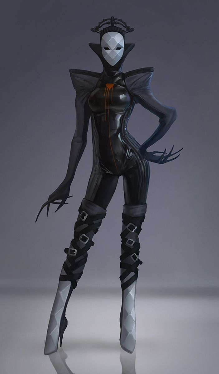 Sci Fi Character Design Tutorial : Best images about character design game fantasy sci