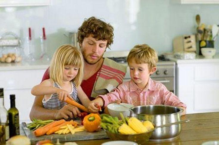 Toffini - Genitori & figli: un fornello per due