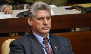 25 February 13  Miguel Diaz-Canel: meet the next president of Cuba