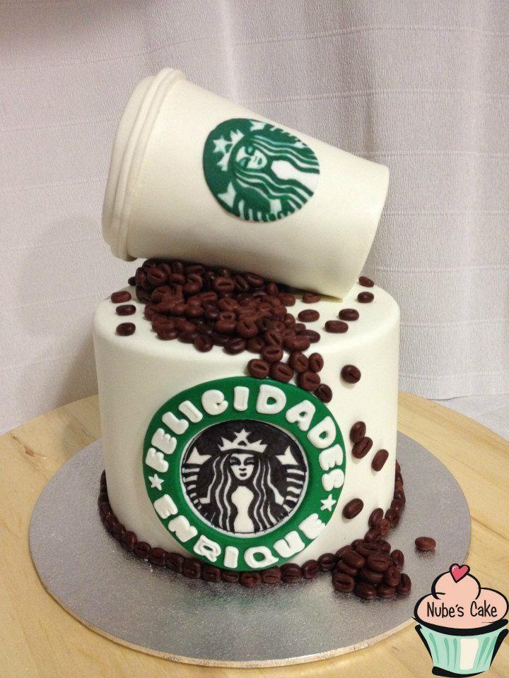 Tarta Fondant Cafe Starbucks Tartas Fondant Nube 180 S Cake