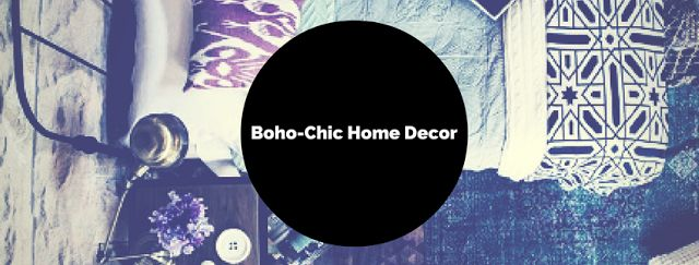 Another popular trend in 2017 is follows a bohemian style, which will give your home a very distinct sense of style and decor. Read our blog to find out more.