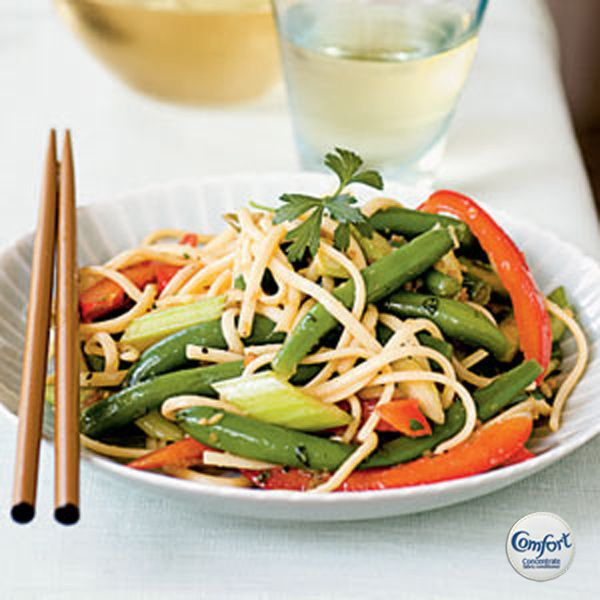 You don't have to slave over a hot stove during the #Summer heat to make a #delicious meal!  This #Asian Green #Bean #salad makes the perfect light, #healthy #meal for any #family  > http://www.myrecipes.com/recipe/asian-green-bean-salad-10000001714608/