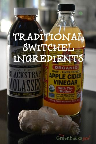 What is switchel? How is it made? Includes the best recipe for this hipster drink.
