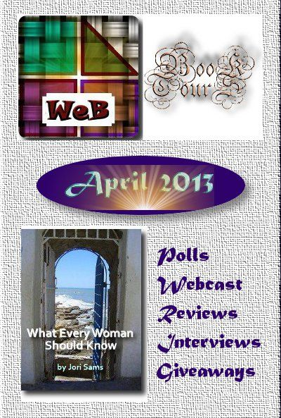 Writeious Books first virtual book tour is coming up soon! Participate in polls, interviews and webcasts. Comment and win!