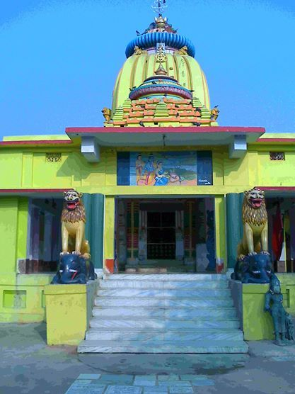 Famous Temple in Bhadrak