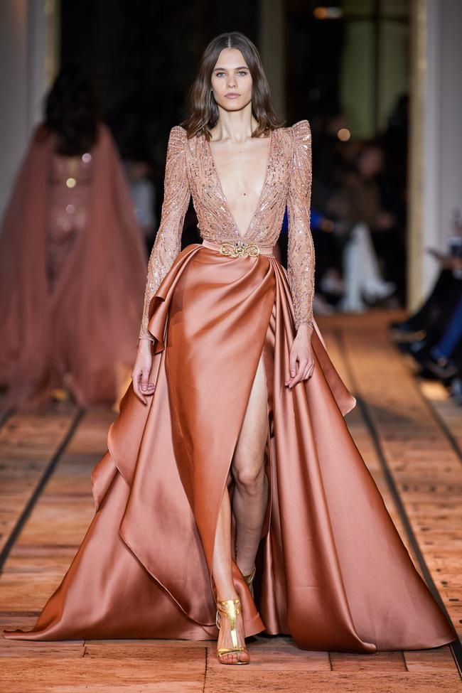 Zuhair Murad Haute Couture Spring Summer 2020 Zuhair Murad Haute Couture Zuhair Murad Dresses Haute Couture Dresses