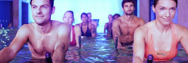 Experience London's First AQUACYCLING Classes | aquAllure £20 or £170 for 10 classes