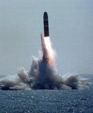 Trident II D-5 Fleet Ballistic Missile FBM / SLBM - United States Nuclear Forces