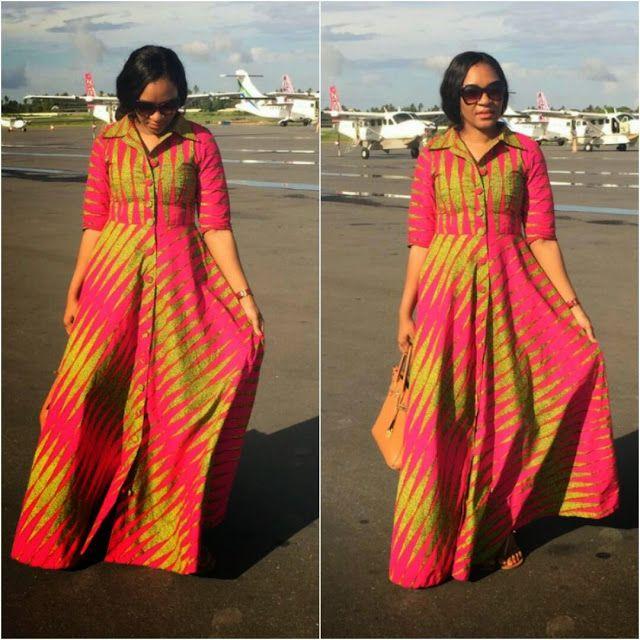 Kiki's Fashion ~African fashion, Ankara, kitenge, African women dresses, African prints, African men's fashion, Nigerian style, Ghanaian fashion ~DKK