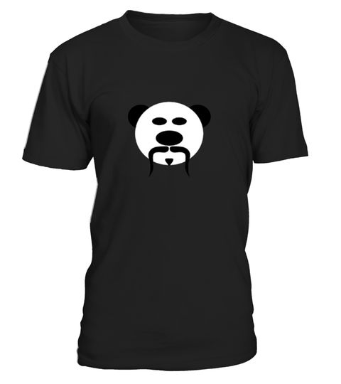 # Asian Panda Mustache T Shirt .   Life is going to be better when you get this panda t shirt. If you are a fan of asian & oriental culture, kung fu movies, or pandas, you will love this unique design Have fun with this great mustache panda t shirt. Great as a gift or for yourself. Adults and kids will love it! Cute tough panda bear face. *** IMPORTANT ***These shirts are only available for aLIMITED TIME,soact fast and order yours now!TIP:SHARE it with your friends, buy2shirts or more…