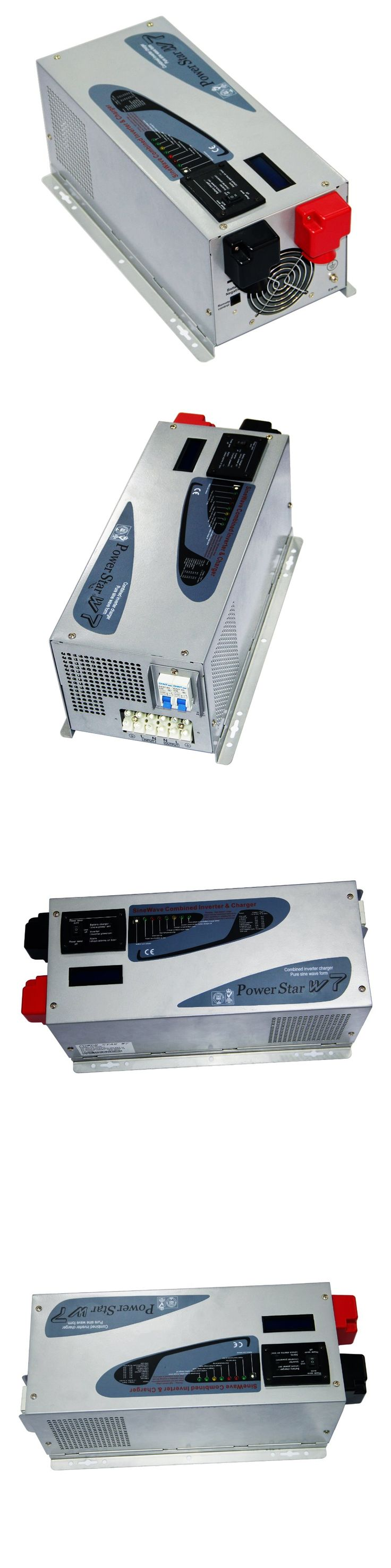 MAYLAR@ 48V3000W Pure Sine Wave Low-frequency Off-grid  Inverter With Charger,Output 100Vac-240Vac