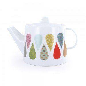 Drops Tea Pot
